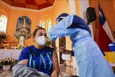 Dịch COVID-19: Các nhà nghiên cứu Chile cảnh báo vaccine không có hiệu lực bảo vệ nếu chỉ tiêm một mũi đầu tiên