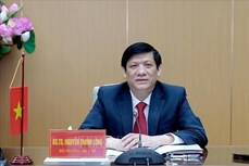 Bộ trưởng Bộ Y tế Nguyễn Thanh Long: Chủ động ứng phó với tình huống dịch COVID-19 xâm nhập