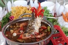 Đặc sắc các món ăn từ mắm tại Đất Mũi Cà Mau