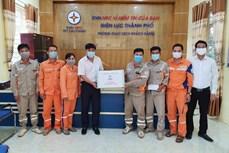 Điện lực Lai Châu quan tâm chăm lo cho người lao động