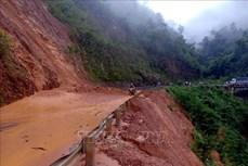 Đề phòng lũ quét, sạt lở đất và ngập úng cục bộ tại 5 tỉnh miền núi phía Bắc