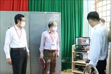 Bộ Giáo dục và Đào tạo kiểm tra công tác chuẩn bị thi tốt nghiệp Trung học phổ thông tại Đắk Lắk