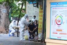Dịch COVID-19: 7.531 ca mắc trong ngày 25/7, Thành phố Hồ Chí Minh, Bình Dương ghi nhận số ca mắc cao