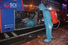 Đắk Lắk đón 388 công dân thuộc các đối tượng ưu tiên từ tỉnh Bình Dương trở về