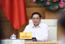 Thủ tướng Chính phủ yêu cầu tăng cường giãn cách xã hội, đẩy mạnh các biện pháp phòng, chống dịch COVID-19