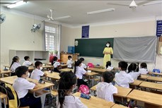 Thầy và trò vùng xanh Côn Đảo hào hứng bắt đầu năm học 2021-2022