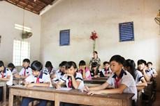Học sinh nhiều địa phương vùng sâu của Bình Phước không có thiết bị học trực tuyến