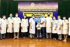 Thừa Thiên – Huế: Bệnh nhi đầu tiên tại Việt Nam tái phát Burkitt Lymphoma được ghép tế bào gốc