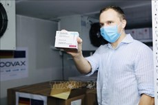 Việt Nam tiếp nhận hơn 852.000 liều vaccine phòng COVID-19 từ Đức qua cơ chế COVAX