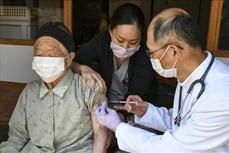 Số người cao tuổi tại Nhật Bản đạt mức kỷ lục