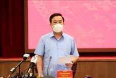 Hà Nội bỏ phân vùng, không kiểm soát giấy đi đường từ 6 giờ ngày 21/9