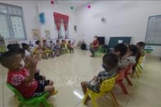 Phòng, chống dịch COVID-19 ở trường học vùng cao Hà Giang
