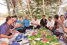 Đa dạng hóa sinh kế giúp người Khmer giảm nghèo