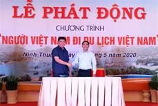 Ninh Thuận kích cầu du lịch, thu hút người Việt Nam đi du lịch Việt Nam