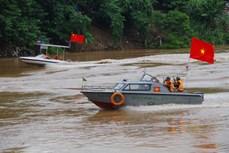 Bộ đội biên phòng Lào Cai tăng cường phối hợp ngăn chặn người nhập cảnh trái phép qua các đường mòn, lối mở