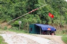 Bộ đội Biên phòng Sơn La bắt một gia đình nhập cảnh trái phép
