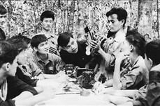 """60 năm Thông tấn xã giải phóng: """"GP10"""" cho trận đánh cuối cùng, là tấm gương sáng"""