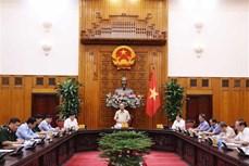 Thủ tướng Chính phủ Nguyễn Xuân Phúc: Không lơ là chủ quan trong công tác phòng, chống thiên tai