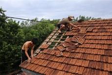 Bão số 5 gây thiệt hại nghiêm trọng về người và tài sản tại các địa phương