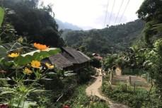 Xây dựng điểm du lịch cộng đồng Kho Mường