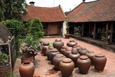 Hà Nội kỷ niệm 15 năm Làng cổ Đường Lâm được công nhận là di tích quốc gia