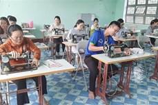 Đào tạo nghề, góp phần giảm đói nghèo vùng nông thôn Gia Lai
