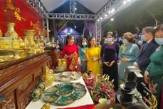 Giao lưu văn hóa, du lịch và sản phẩm sáng tạo của phụ nữ Hà Nội và các tỉnh, thành phố vùng đồng bằng sông Hồng