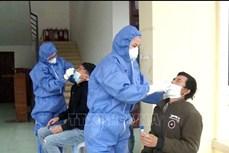 Ba trường hợp nhập cảnh trái phép ở Quảng Bình âm tính với virus SARS-CoV-2