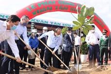 Thủ tướng Nguyễn Xuân Phúc dự lễ phát động Tết trồng cây đời đời nhớ ơn Bác Hồ tại Phú Yên