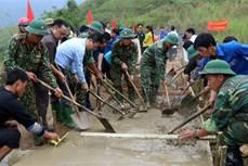 Lào Cai xây dựng khối đại đoàn kết từ công tác dân vận