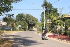 Đổi thay ở xã nông thôn mới miền núi đầu tiên của Khánh Hòa