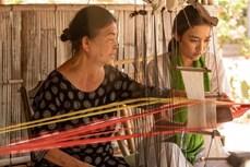 Bà Thuận Thị Trụ đưa thổ cẩm truyền thống vươn ra thế giới