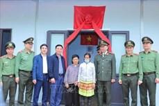 Phấn đấu cuối tháng 5/2021, hoàn thiện 600 ngôi nhà tình nghĩa cho hộ nghèo ở huyện Mường Lát