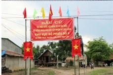Cử tri ở Đắk Lắk với lá phiếu gửi gắm niềm tin và trách nhiệm