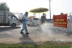 Dịch COVID-19: Huyện Văn Chấn thông báo khẩn tìm người trốn khỏi khu cách ly ở Bắc Giang