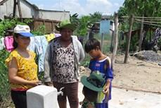 Thiếu nước sạch sinh hoạt trong mùa khô ở huyện miền núi Khánh Vĩnh, Khánh Hòa