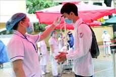 Kỳ thi tốt nghiệp THPT năm 2021: Hà Nội hướng dẫn chi tiết phòng, chống dịch COVID-19, đảm bảo an toàn cho kỳ thi