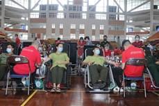 Lan tỏa phong trào hiến máu tình nguyện tại tỉnh Bắc Kạn