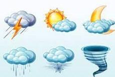 Thời tiết ngày 1/8/2021: Bắc Bộ có mưa to, Trung Bộ, Tây Nguyên và Nam Bộ ngày nắng