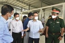 Phó Thủ tướng Vũ Đức Đam: Sóc Trăng phải khẩn trương phát hiện sớm, không để dịch xâm nhập vào cộng đồng