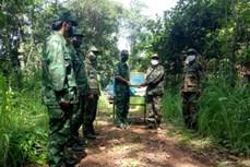 Bộ đội Biên phòng Gia Lai tăng cường phối hợp bảo vệ biên giới