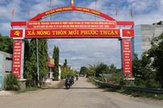 Điểm sáng nông thôn mới vùng đồng bào dân tộc thiểu số ở Ninh Thuận