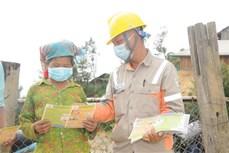180 hộ dân xã Háng Đồng, huyện Bắc Yên (Sơn La) được sử dụng điện lưới Quốc gia