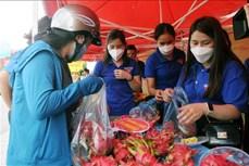 Kết nối, tiêu thụ nông sản, sản phẩm OCOP của tỉnh Sơn La và các tỉnh bị ảnh hưởng bởi dịch COVID-19