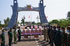 Bộ đội biên phòng Gia Lai nâng cao trình độ cho cán bộ làm công tác cửa khẩu