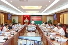 Kỳ họp 45 Ủy ban Kiểm tra Trung ương: Đề nghị Bộ Chính trị xem xét, thi hành kỷ luật  Bí thư Tỉnh ủy Quảng Ngãi Lê Viết Chữ