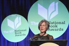 Giải Nobel Văn học 2020 tôn vinh giọng thơ độc đáo của nữ thi sĩ người Mỹ Louise Gluck