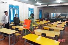 Hà Tĩnh: Xuất hiện ổ dịch thủy đậu tại một trường tiểu học