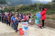 Huyện Thuận Châu chủ động phòng, chống rét cho học sinh vùng cao