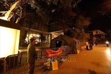 Hà Nội: Từ 0 giờ ngày 16/2 tạm đóng cửa quán ăn đường phố, quán trà đá vỉa hè và các di tích, cơ sở tôn giáo
